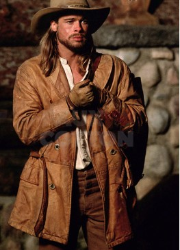 legends of the fall brad pitt  coat