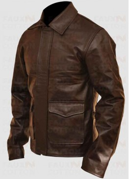 Indiana Jones Legendary Leather Jacket