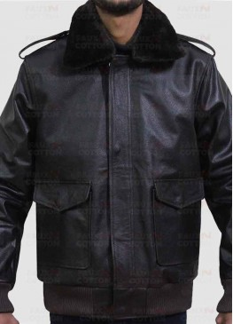 The Thing Kurt Russell (R.J MacReady) Bomber Jacket