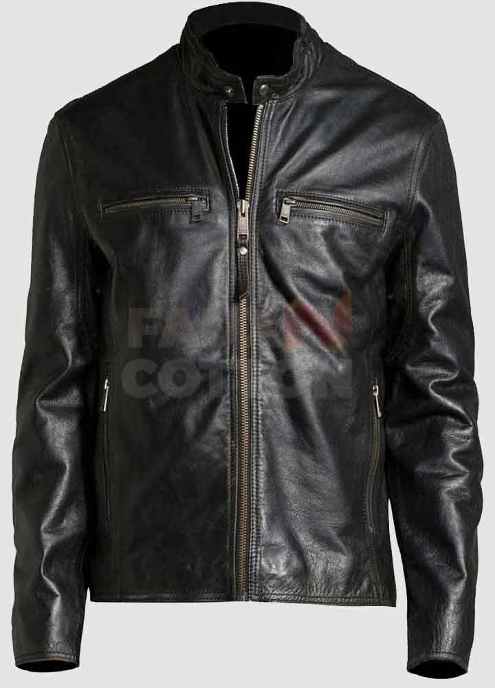 Altered Carbon Takeshi Kovacs (Joel Kinnaman) Leather Jacket