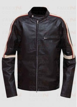 war of the worlds tom cruise brown biker leather jacket
