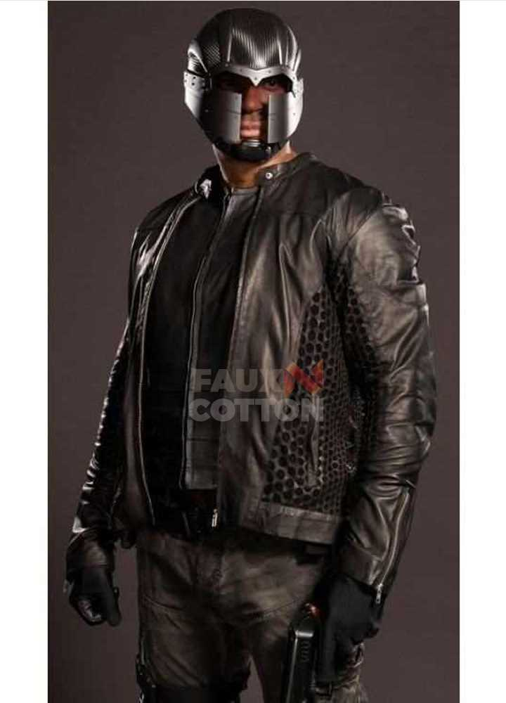 Arrow S4 John Diggle (David Ramsey) Jacket
