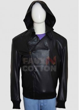 Assassin's Creed Cal Lynch Black Hoodie Jacket