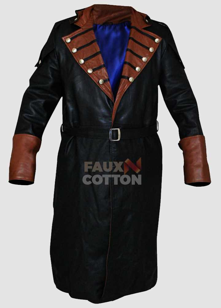 Assassin S Creed Unity Arno Dorian Costume Trench Coat