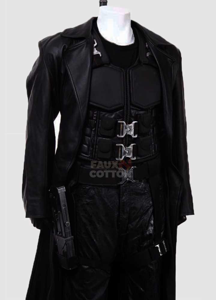 Blade Wesley Snipes Black Complete Costume