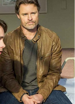 CEDAR COVE (JACK GRIFFITH) DYLAN NEAL BROWN JACKET