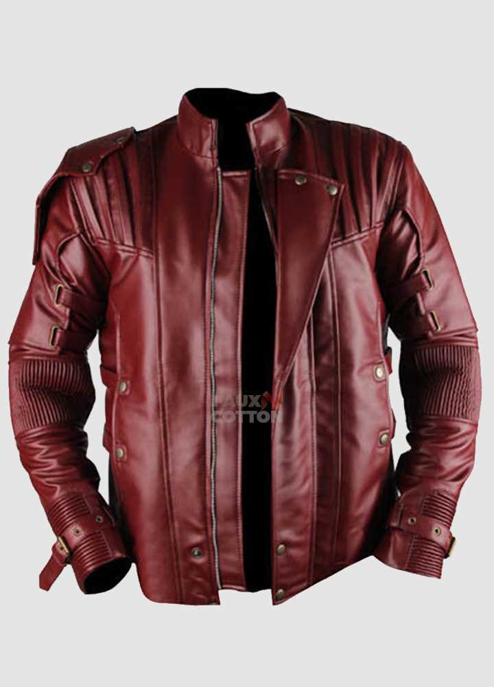 Guardians of the Galaxy 2 Peter Quill Jacket
