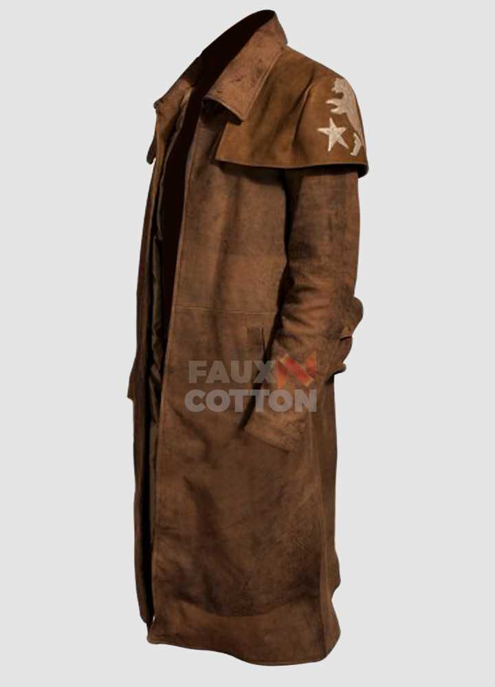 Fallout New Vegas Veteran Ranger Coat