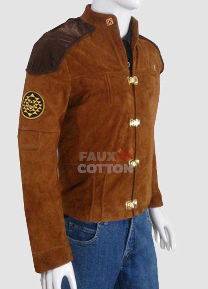 Battlestar Galactica Colonial Viper Pilot Jacket