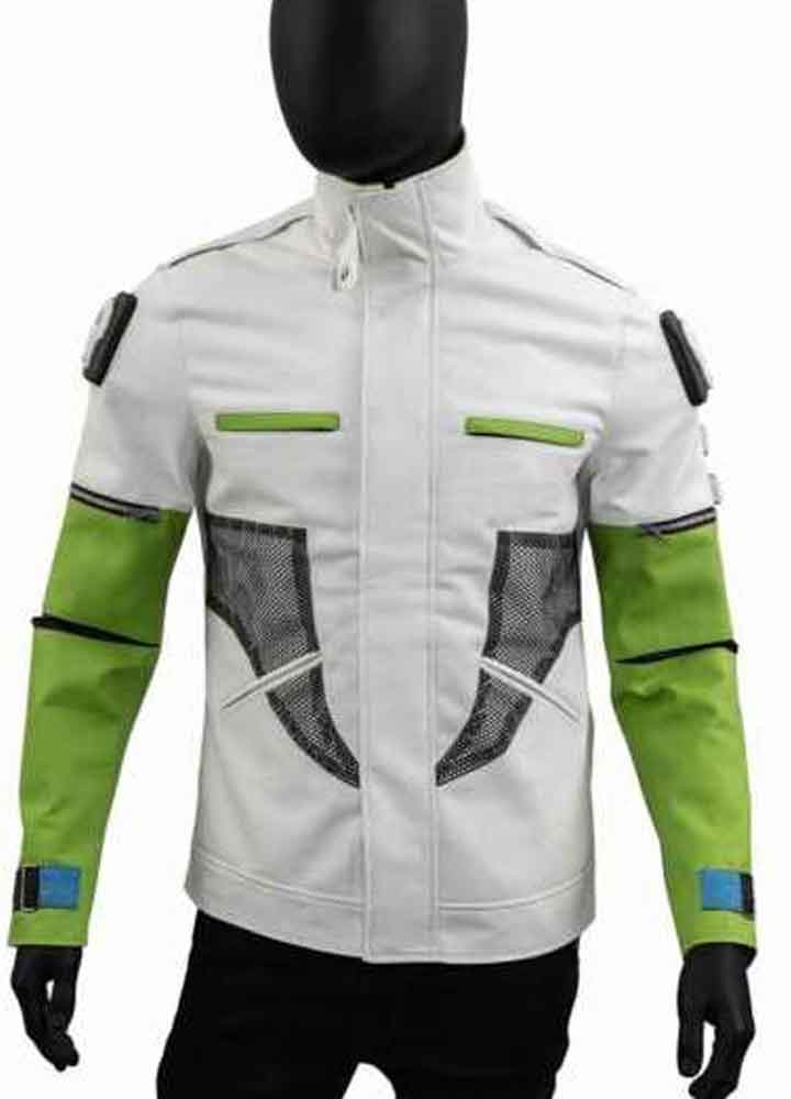 Apex Legends Season 3 Crypto Costume Jacket