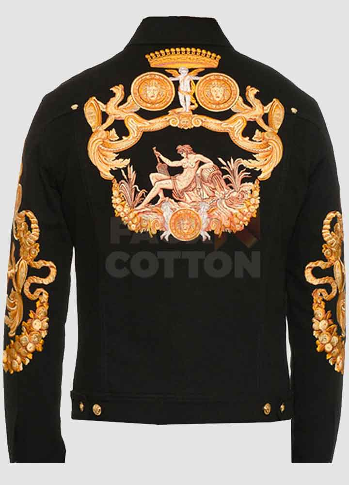 Bad Boys For Life Will Smith Black Jacket