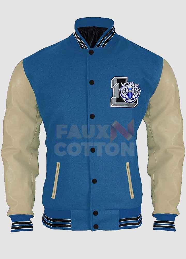 13 Reasons Why Justin Foley (Brandon Flynn) Jacket