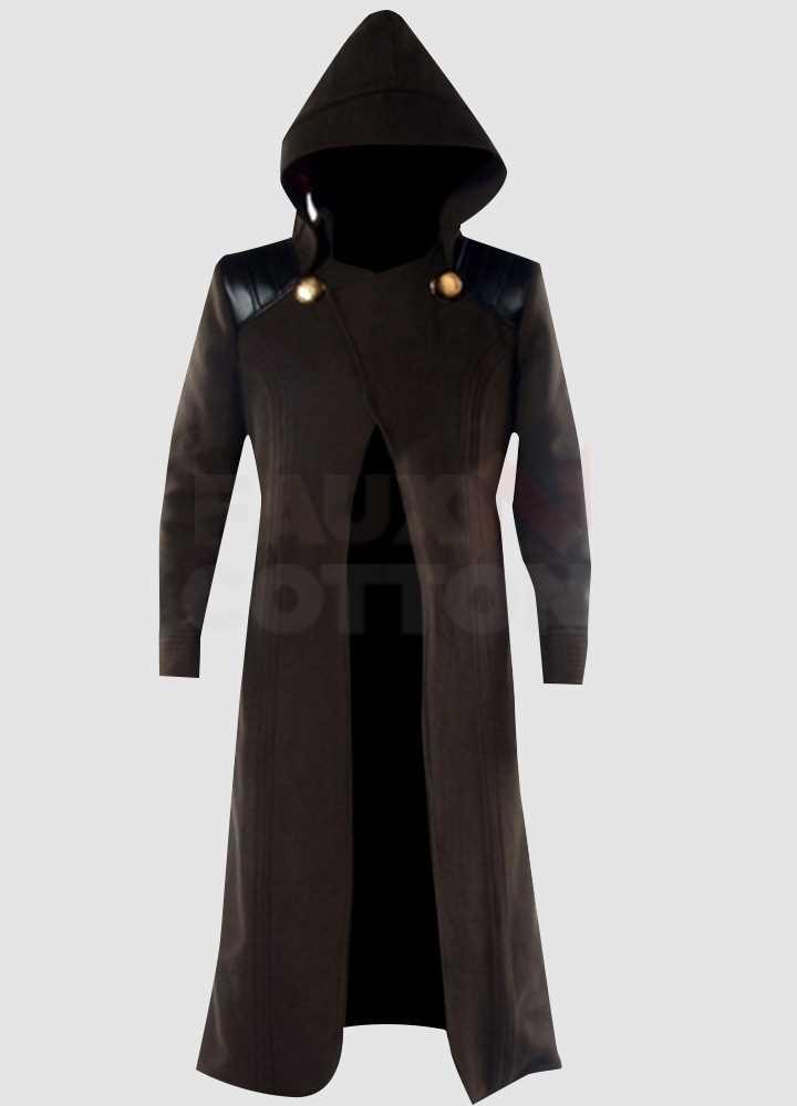 Fantastic Four Dr Doom Costume Coat Outfit