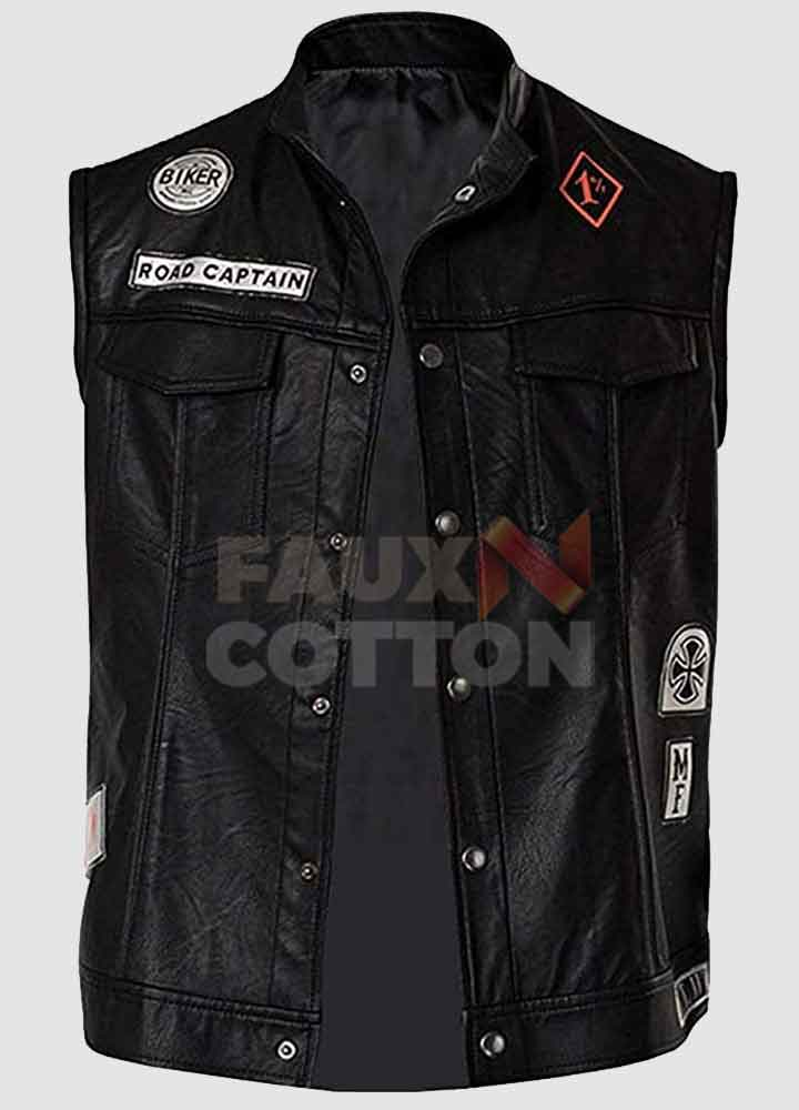 DEACON ST JOHN DAYS GONE VEST