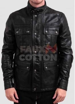 24 Live Another Day Jack Bauer (Kiefer Sutherland) Black Jacket