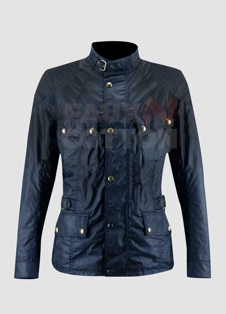John Wick 2 Cassian (Common) Blue Jacket