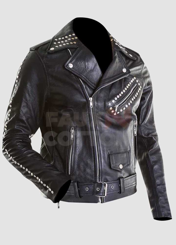 Justin Bieber All Around the World Leather Jacket