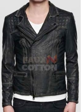 Supernatural Jensen Ackles Leather Jacket