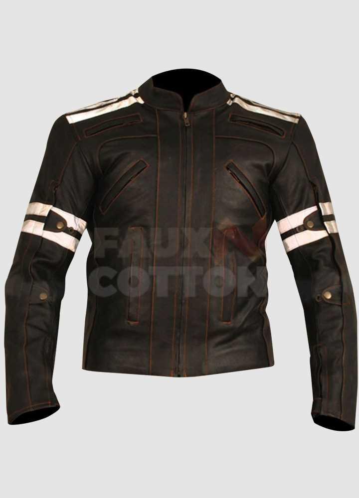 eea2de4ab Vulcan Men's Vtz-910 Street Biker Leather Jacket For Men