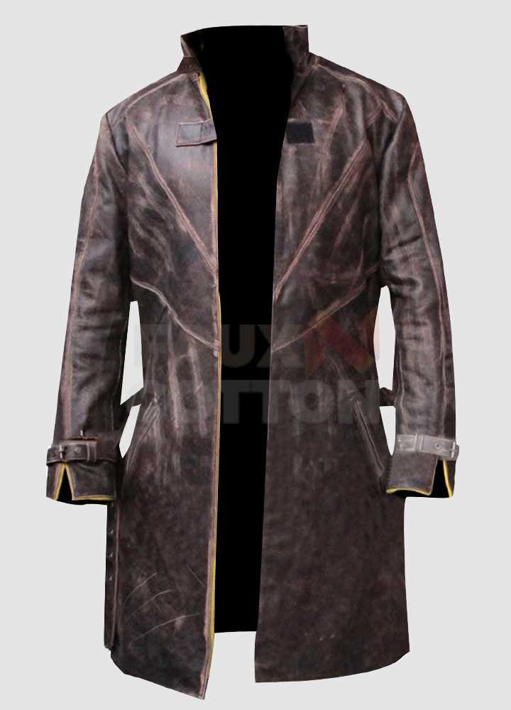 Watch (Wd.Aiden Pearce) Dogs Trench Coat