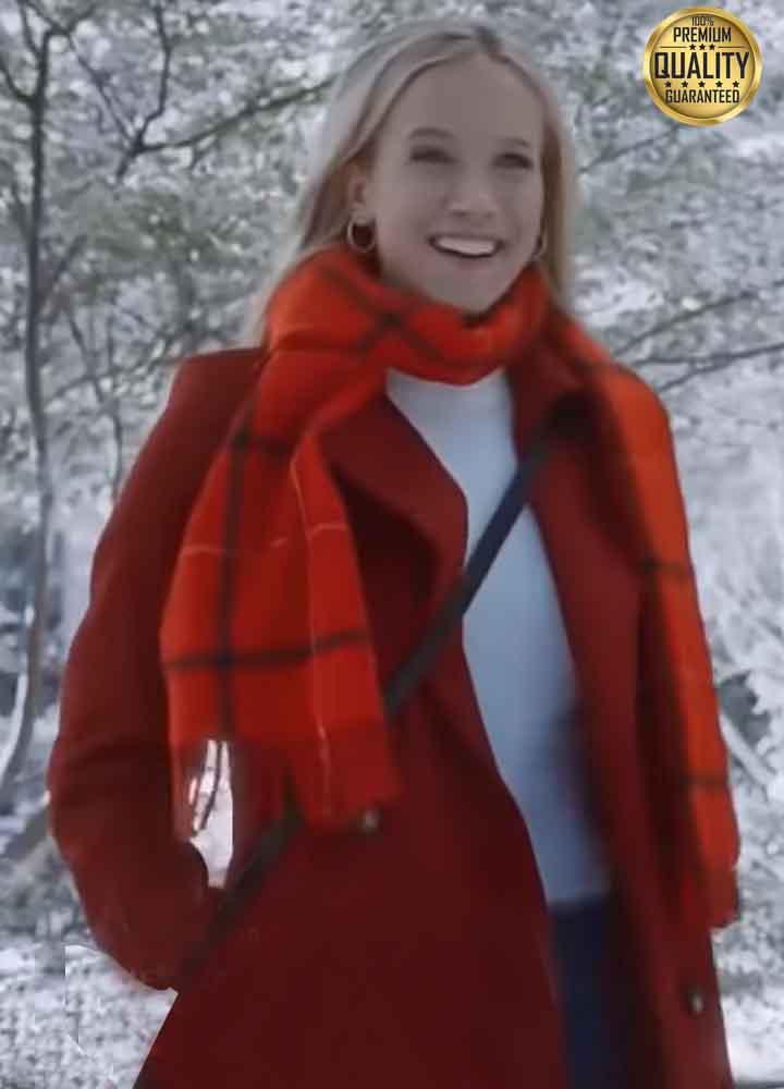 A Nashville Christmas Carol Vivienne Red Coat