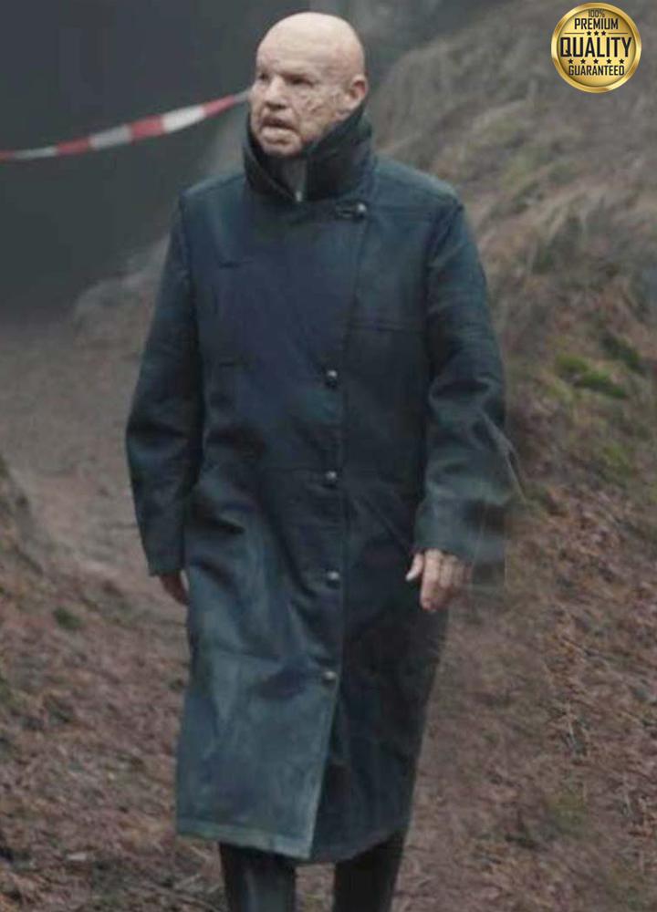 Adam Dark Season 3 Black Coat