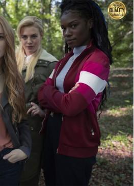 Fate The Winx Saga Aisha Red Jacket