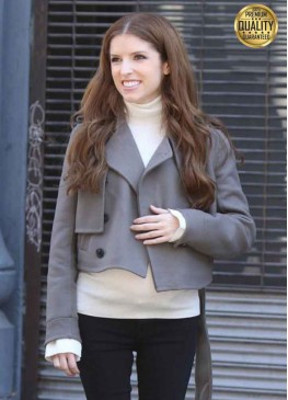 Love Life Anna Kendrick Grey Jacket
