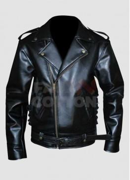 Cry Baby Johnny Depp (Wade Walker) Biker Jacket