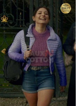 Elisha Applebaum Fate The Winx Saga Musa Puffer Jacket