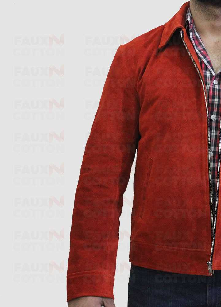 Smallville Tom Welling Red Jacket
