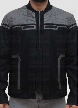 Star Trek Picard Patrick Stewart 2019 Leather Jacket