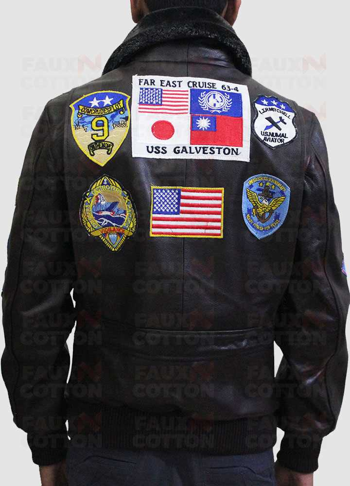 Top Gun Maverick Tom Cruise Jacket
