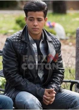 13 Reasons Why Tony (Christian Navarro) Leather Jacket