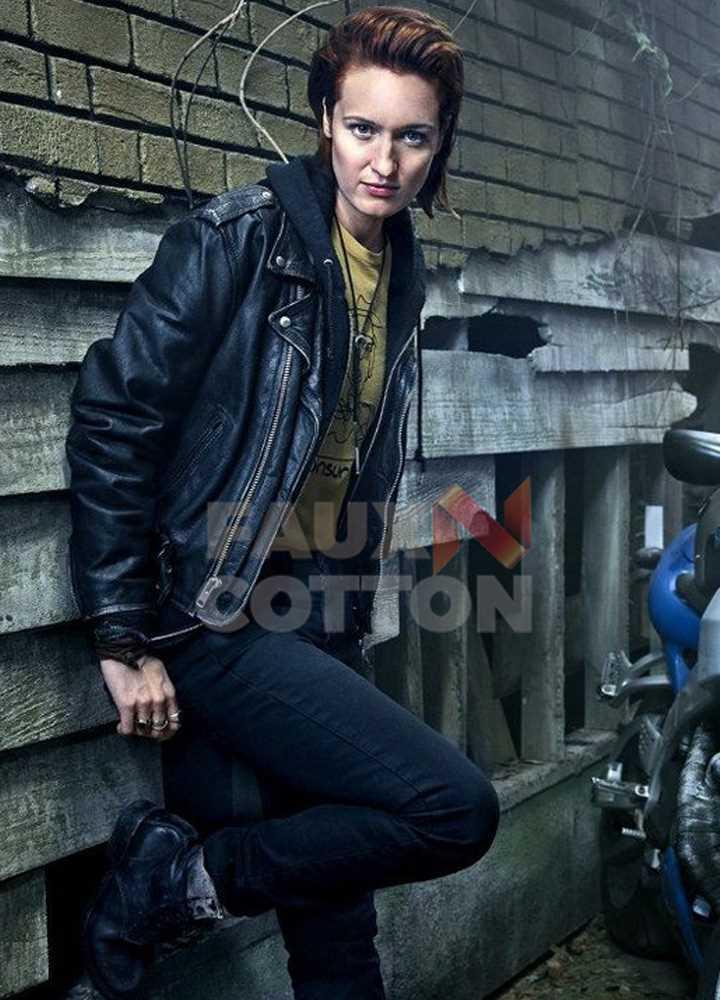 Mr.Mercedes Season 2 Holly Gibney (Justine Lupe) Jacket