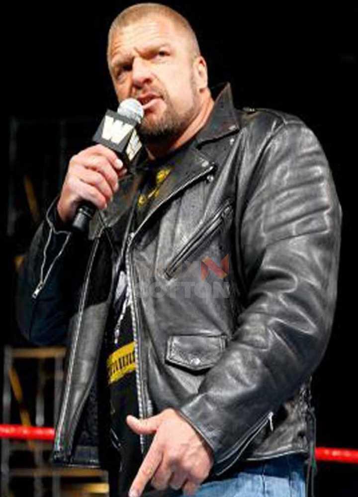 WWE Wrestler Triple H Jacket
