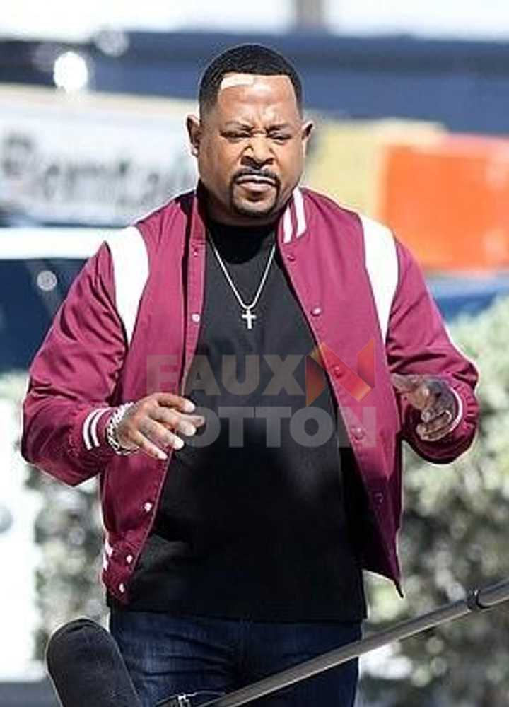 Bad Boys for Life Martin Lawrence Cotton Jacket
