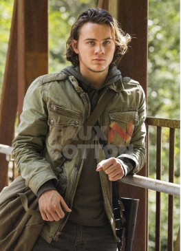Colony Alex Neustaedter Green Jacket