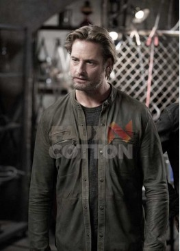 Colony Josh Holloway Leather Jacket
