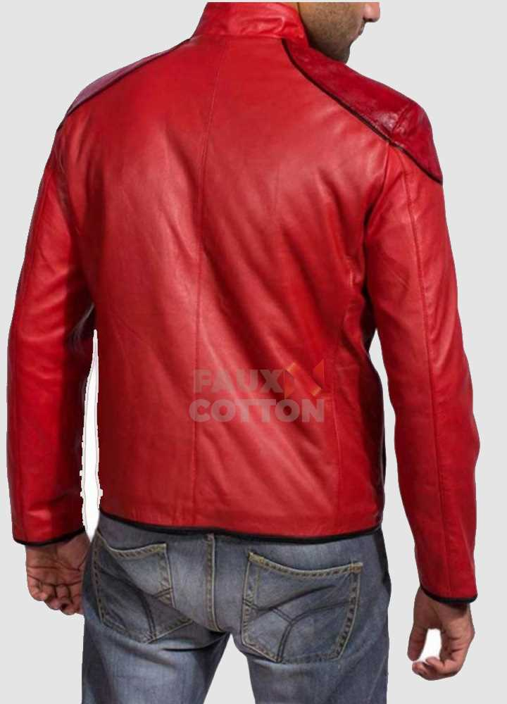 Captain Marvel Zachary Levi Shazam Costume Jacket