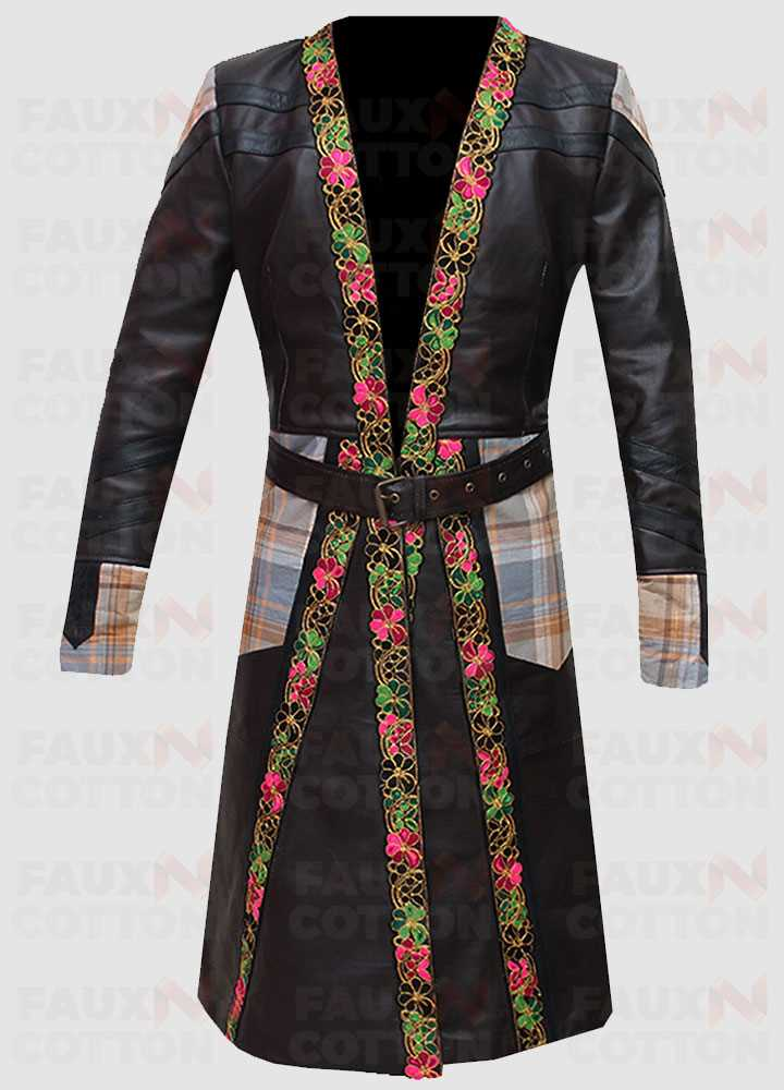 Black Sails Season 3 Anne Bonny Leather Coat
