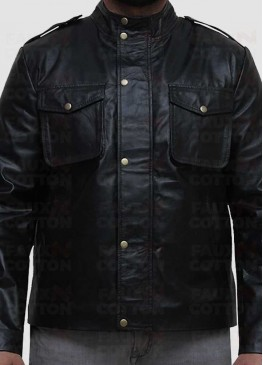 Breaking Bad Season 4 Aaron Paul Leather Jacket