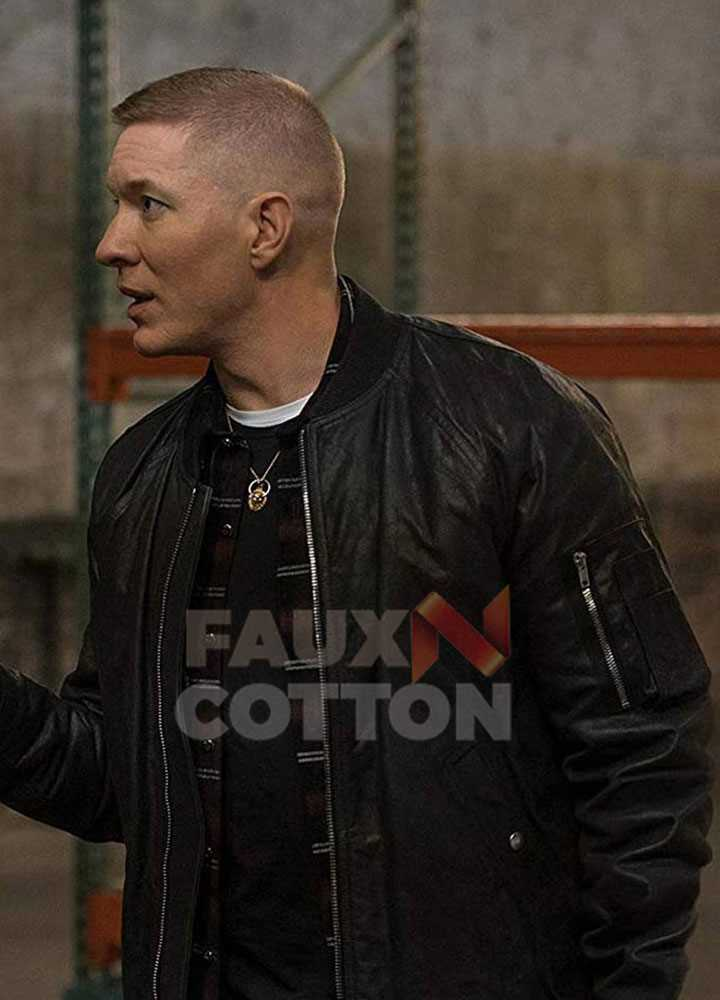 Power Joseph Sikora Bomber Jacket