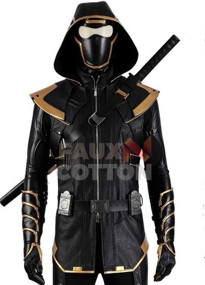 Avengers Endgame Jeremy Renner Costume Jacket