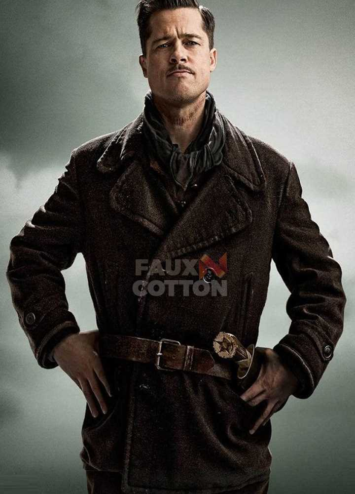 Inglourious Basterds Lt. Aldo Raine (Brad Pitt) Jacket