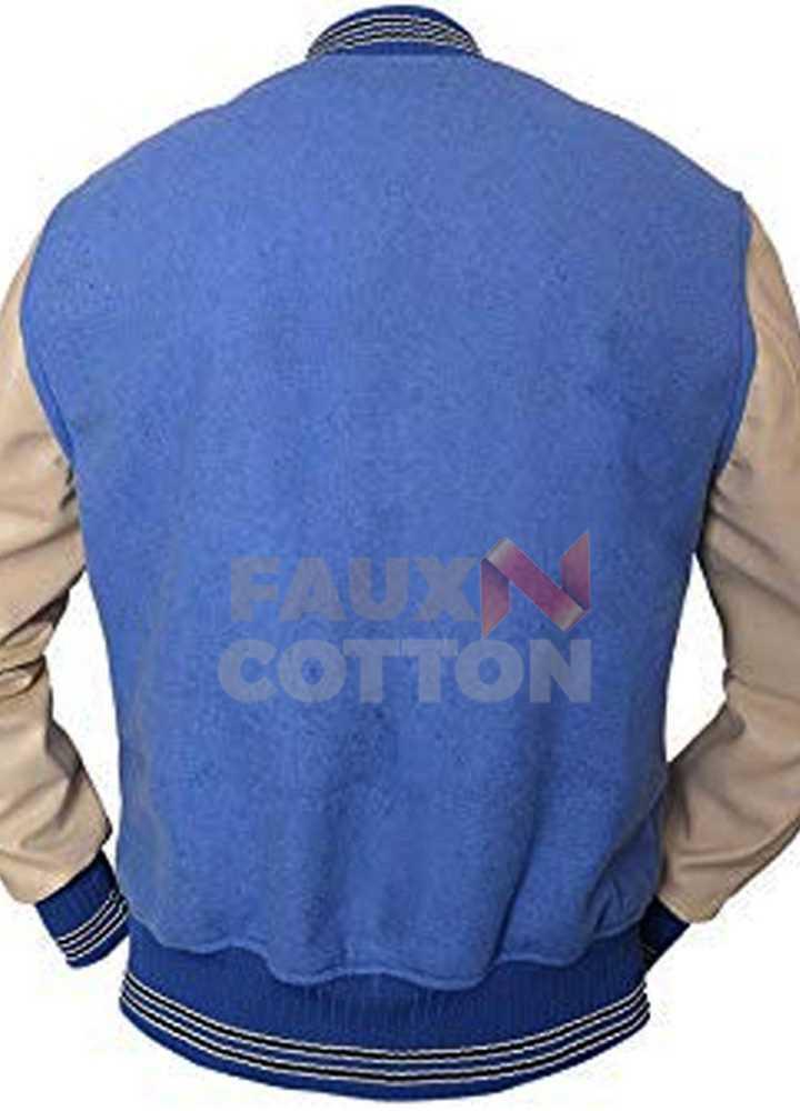 13 reasons why Justin (Brandon Flynn) Baseball Jacket