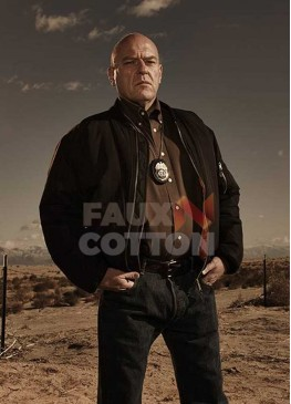 Breaking Bad Dean Norris Black Jacket