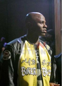 Biker Boyz Derek Luke Biker Jacket