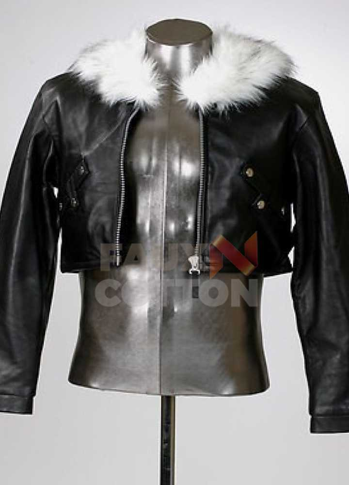 Final Fantasy Viii Squall Leonhart Jacket