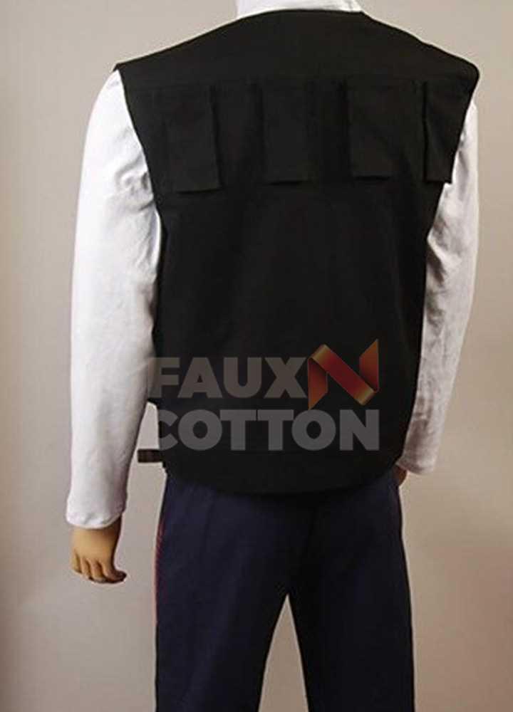 Star Wars Alden Ehrenreich Cotton Vest